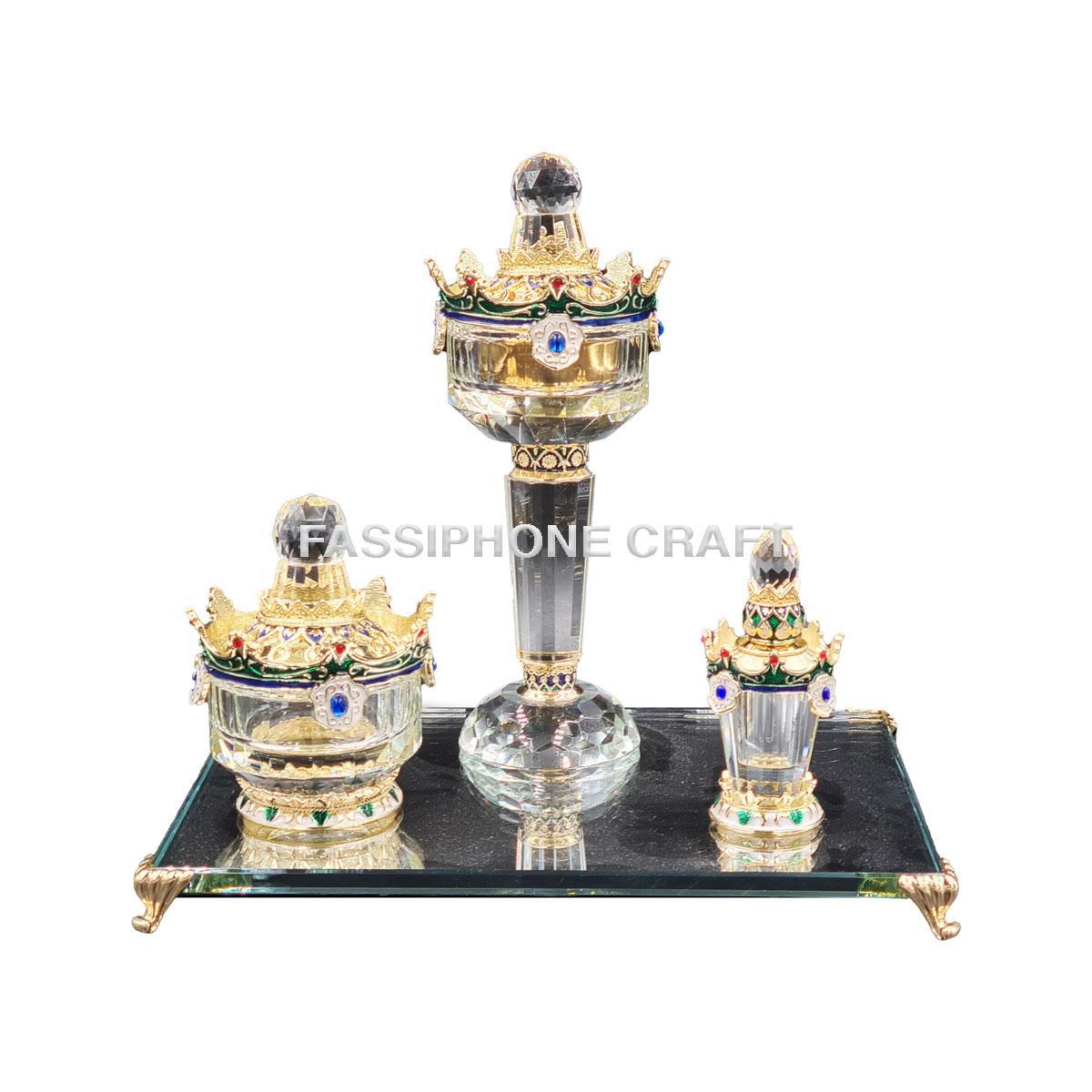 Set Bukhour cristal (INDONESIA)