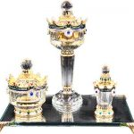 Set Boukhour cristal (INDONESIA)
