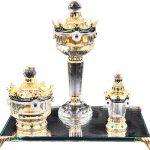 Set Boukhour cristal (INDONESIA)