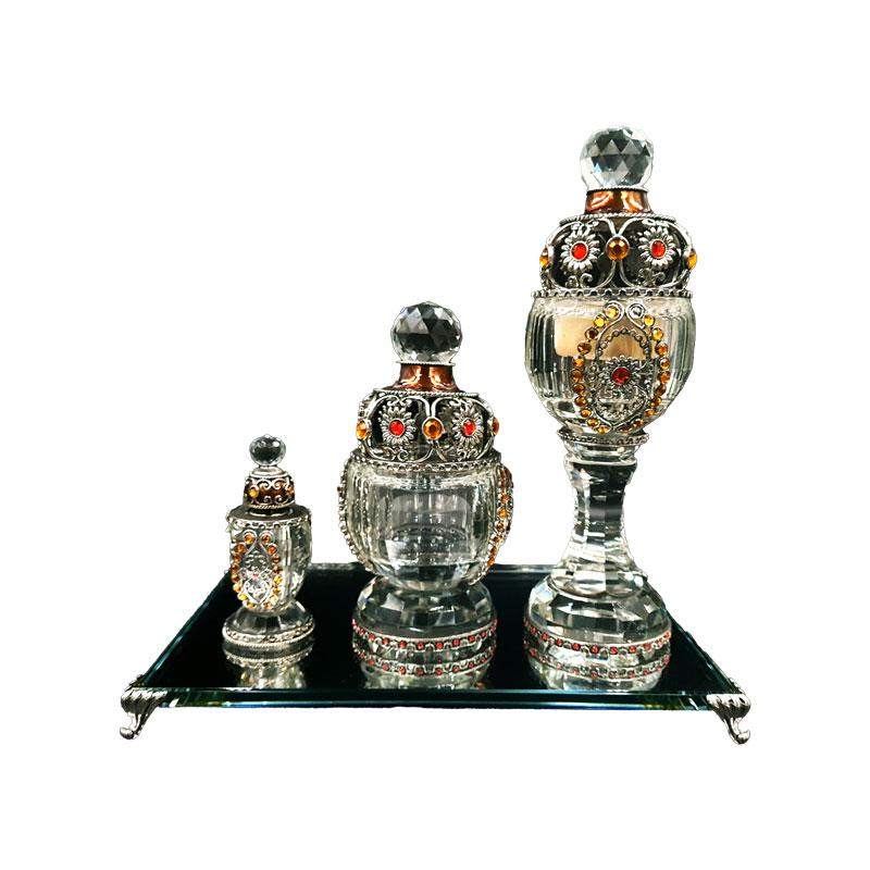 Set Bukhour cristal (MALAISYA)