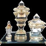 Set Boukhour cristal (DUBAI)