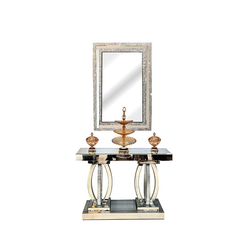 Set-4  Console & Miroir